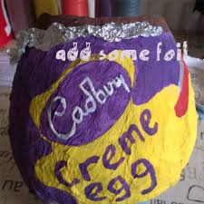 Easy Easter Bonnet Decorations by How To Make A Creme Egg Easter Bonnet Youtube