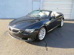 bmw 650i 2008 convertible 2008 bmw 6 series 650i 2dr convertible in fl carsntoyz com