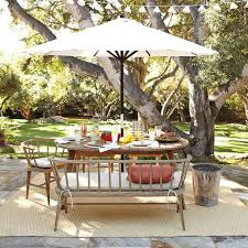 Bench Cushions For Outdoor Furniture by Dexter Outdoor Bench Cushion West Elm