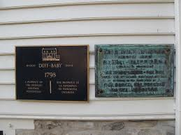 baby plaques file duff baby house historial plaques jpg wikimedia commons