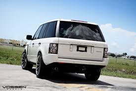 white range rover rims eye catching white range rover boasting a set of classy rims