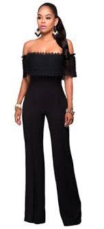 dressy jumpsuits hualong formal dressy the shoulder jumpsuit store for