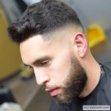 mid fade haircut mid taper fade haircut image from httpmenshairstylesclubwp