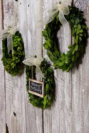 boxwood wreaths preserved boxwood wreaths with ribbon