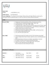 resume format for engineering freshers docusign transaction cisco network engineer sle resume nardellidesign com