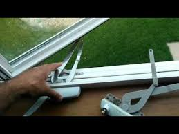 Awning Window Crank Milgard Window Operator Replacement Youtube