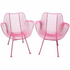 Wire Patio Chairs Modern And Fun Outdoor Chairs For The Spring Summer A San
