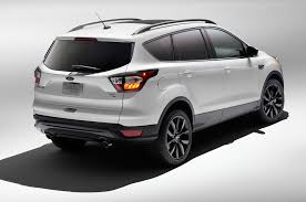 Ford Escape Accessories - 2017 ford escape first drive