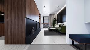 Small Home Interior Small Apartment Ideas With Beautiful Wood Interior Design Styles