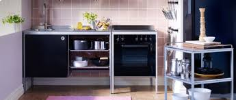 small kitchen black cabinets wonderful ikea small modern kitchen design with black cabinet and