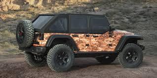 jeep chief concept seven sweet jeep safari concept suvs