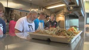 union gospel mission celebrates thanksgiving with those in need kima