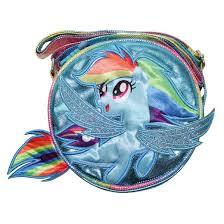 my pony purse hasbro my pony cross bag blue target