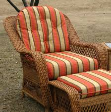 Patio Chair Cushions On Sale Wicker Patio Furniture Cushions Wipeoutsgrill Info