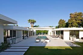 contemporary u shaped house design plans