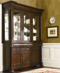 american drew cherry grove new generation china cabinet by