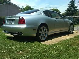 vintage maserati for sale 2003 coupe 4200 gt for sale maserati forum
