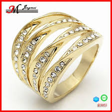 rings simple design images R3659 jingmei simple design gold fashion ring buy gold ring jpg