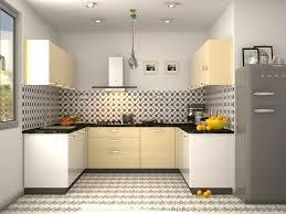 Designer Modular Kitchen Fabio U Shaped Modular Kitchen Designs India Homelane