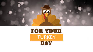 gobble gobble it s time to get moving moving on thanksgiving