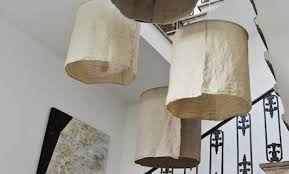 make your own italian style rustic linen lamp care2 healthy living