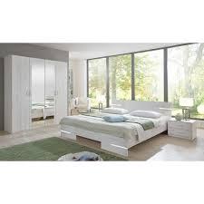 Schlafzimmer Betten G Stig Wimex Schlafzimmer Set Anna Bett 160x200 Mit 4trg Kleiderschrank