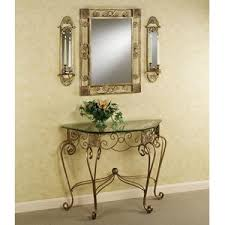console table and mirror set empress console table and mirror betterimprovement com