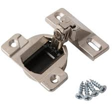 kitchen cabinet door hinges at home depot blum blum 1 2 in overlay frame cabinet hinges 2 pack