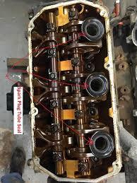 mitsubishi montero sport 2003 2003 montero limited 3 8l valve cover removal mitsubishi forum