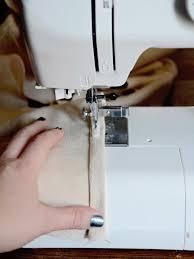 how make custom dining chair slipcover hgtv making the skirt for chair slipcover