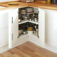 Create Storage Space With A Corner Units For Kitchens Maximise Your Kitchen Storage Space With