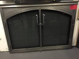 arched fireplace doors glass decorative arched fireplace doors