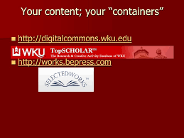 selectedworks build your site now ppt download
