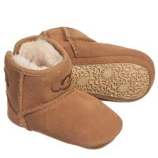 s ugg australia brown joey boots australia brown suede sheepskin baby boots childrensalon