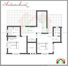 2 floor kerala home design with consultation room office room