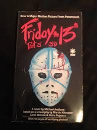 mocata u0027s den of horror horror movie novelizations