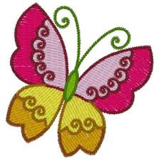 free butterfly embroidery design annthegran