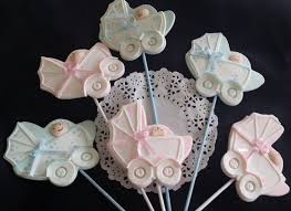 carriage centerpiece boy or girl baby shower baby carriage centerpiece baby shower