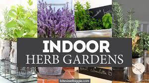 Indoor Herb Garden Ideas by How To Grow More Herbs Indoors Bite Sized Biggie