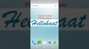 how to join hellohaat hindi online earning part time work from
