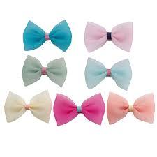 baby ribbon aliexpress buy bow tie child ribbon clip baby hair accessory