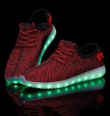 led light up shoes for boys yz led light up shoes for little kids red lighting shoes