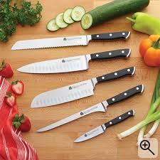 5 piece kitchen knife set kitchen charm canada
