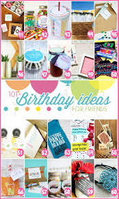 birthday gift for 101 birthday gift ideas for friends pretty handy girl