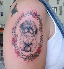 47 really cute dog tattoos designs and ideas 2018 tattoosboygirl