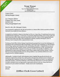 best senior clerk cover letter contemporary podhelp info