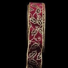burgundy wired ribbon cheap burgundy velvet ribbon find burgundy velvet ribbon deals on