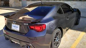 brz subaru grey the grey