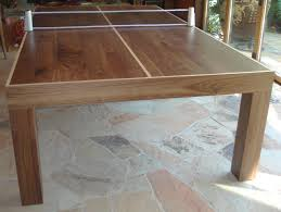 Dailinger Designs CUSTOM PING PONG TABLES - Designer ping pong table