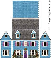 printable paper house faliang club